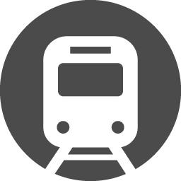 地下鉄のフリーアイコン アイコン素材ダウンロードサイト Icooon Mono 商用利用可能なアイコン素材が無料 フリー ダウンロードできるサイト