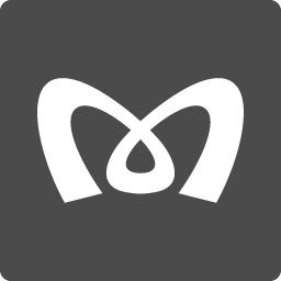 東京メトロのロゴマーク アイコン素材ダウンロードサイト Icooon Mono 商用利用可能なアイコン素材が無料 フリー ダウンロードできるサイト