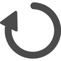 リロードのフリーアイコン アイコン素材ダウンロードサイト Icooon Mono 商用利用可能なアイコン素材が無料 フリー ダウンロードできるサイト