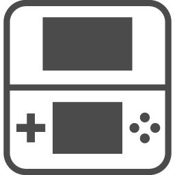Nintendo Dsっぽいアイコン アイコン素材ダウンロードサイト Icooon Mono 商用利用可能なアイコン 素材が無料 フリー ダウンロードできるサイト