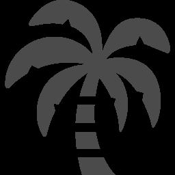 無料で使える椰子の木のイラスト素材 アイコン素材ダウンロードサイト Icooon Mono 商用利用可能なアイコン素材が無料 フリー ダウンロードできるサイト
