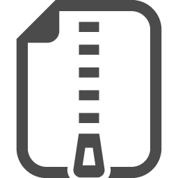 圧縮ファイルのアイコン アイコン素材ダウンロードサイト Icooon Mono 商用利用可能なアイコン素材が無料 フリー ダウンロードできるサイト
