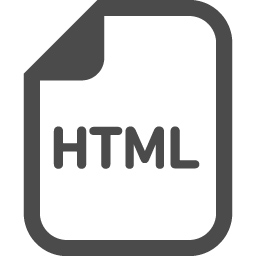 Htmlアイコン アイコン素材ダウンロードサイト Icooon Mono 商用利用可能なアイコン素材が無料 フリー ダウンロードできるサイト
