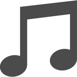 8分音符アイコン 2 アイコン素材ダウンロードサイト Icooon Mono 商用利用可能なアイコン素材が無料 フリー ダウンロードできるサイト