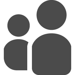 Sns人物アイコン 2 アイコン素材ダウンロードサイト Icooon Mono 商用利用可能なアイコン 素材が無料 フリー ダウンロードできるサイト