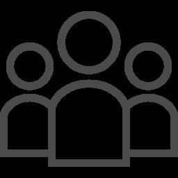 Sns人物アイコン 4 アイコン素材ダウンロードサイト Icooon Mono 商用利用可能なアイコン素材 が無料 フリー ダウンロードできるサイト