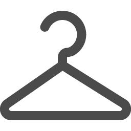 ハンガー アイコン素材ダウンロードサイト Icooon Mono 商用利用可能なアイコン素材が無料 フリー ダウンロードできるサイト
