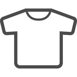 Tシャツの無料アイコン アイコン素材ダウンロードサイト Icooon Mono 商用利用可能なアイコン素材が無料 フリー ダウンロードできる サイト