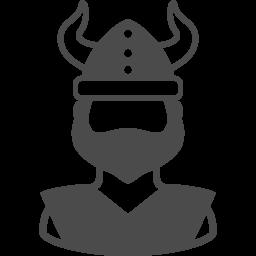 バイキングのフリーアイコン アイコン素材ダウンロードサイト Icooon Mono 商用利用可能なアイコン素材が無料 フリー ダウンロードできるサイト