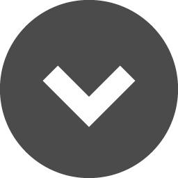 矢印ボタン 下3 アイコン素材ダウンロードサイト Icooon Mono 商用利用可能なアイコン素材が無料 フリー ダウンロードできるサイト
