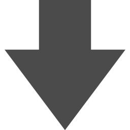 矢印アイコン 下6 アイコン素材ダウンロードサイト Icooon Mono 商用利用可能なアイコン素材が無料 フリー ダウンロードできるサイト