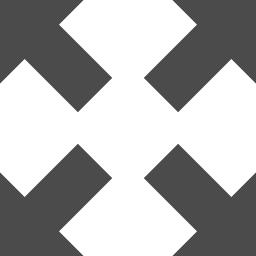 全画面表示ボタン1 アイコン素材ダウンロードサイト Icooon Mono 商用利用可能なアイコン素材が無料 フリー ダウンロードできるサイト