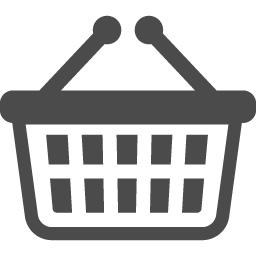 買い物カゴのフリーアイコン16 アイコン素材ダウンロードサイト Icooon Mono 商用利用可能なアイコン素材が無料 フリー ダウンロードできるサイト