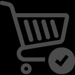 ショッピングカートのアイコン18 アイコン素材ダウンロードサイト Icooon Mono 商用利用可能なアイコン 素材が無料 フリー ダウンロードできるサイト