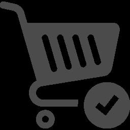 ショッピングカートのアイコン21 アイコン素材ダウンロードサイト Icooon Mono 商用利用可能なアイコン 素材が無料 フリー ダウンロードできるサイト