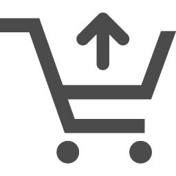 ショッピングカートの無料アイコン24 アイコン素材ダウンロードサイト Icooon Mono 商用利用可能なアイコン素材が無料 フリー ダウンロードできるサイト