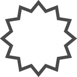 爆発フレーム3 アイコン素材ダウンロードサイト Icooon Mono 商用利用可能なアイコン素材が無料 フリー ダウンロードできるサイト
