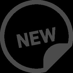 Newのアイコン 6 アイコン素材ダウンロードサイト Icooon Mono 商用利用可能なアイコン素材が無料 フリー ダウンロードできるサイト