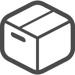 段ボール箱の無料アイコン 10 アイコン素材ダウンロードサイト Icooon Mono 商用利用可能なアイコン素材 が無料 フリー ダウンロードできるサイト