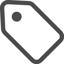 タグの無料アイコン7 アイコン素材ダウンロードサイト Icooon Mono 商用利用可能なアイコン 素材が無料 フリー ダウンロードできるサイト