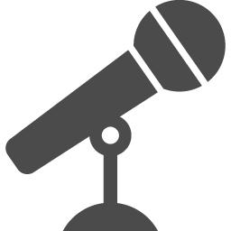 記者会見のアイコン アイコン素材ダウンロードサイト Icooon Mono 商用利用可能なアイコン素材が無料 フリー ダウンロードできるサイト
