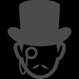 Arsene Lupin 2 アイコン素材ダウンロードサイト Icooon Mono 商用利用可能なアイコン素材が無料 フリー ダウンロードできるサイト