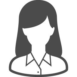 Ol風の人物アイコン アイコン素材ダウンロードサイト Icooon Mono 商用利用可能なアイコン素材が無料 フリー ダウンロードできるサイト