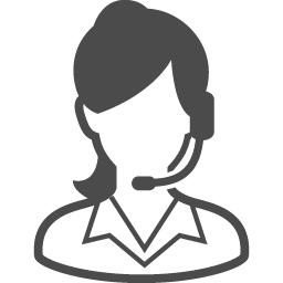 コールセンターのアイコン 1 アイコン素材ダウンロードサイト Icooon Mono 商用利用可能なアイコン 素材が無料 フリー ダウンロードできるサイト