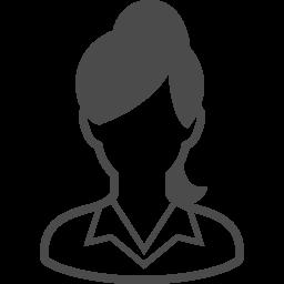 キャリアウーマンのアイコン3 アイコン素材ダウンロードサイト Icooon Mono 商用利用可能なアイコン 素材が無料 フリー ダウンロードできるサイト