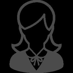 女子高生のフリーアイコン8 アイコン素材ダウンロードサイト Icooon Mono 商用利用可能なアイコン素材が無料 フリー ダウンロードできるサイト