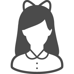 お嬢様のアイコン アイコン素材ダウンロードサイト Icooon Mono 商用利用可能なアイコン素材が無料 フリー ダウンロードできるサイト