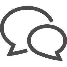 吹き出しのアイコン5 アイコン素材ダウンロードサイト Icooon Mono 商用利用可能なアイコン 素材が無料 フリー ダウンロードできるサイト