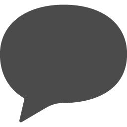 吹き出しのアイコン11 アイコン素材ダウンロードサイト Icooon Mono 商用利用可能なアイコン素材が無料 フリー ダウンロードできるサイト