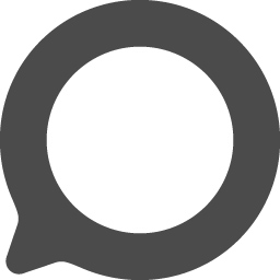 吹き出しのアイコン18 アイコン素材ダウンロードサイト Icooon Mono 商用利用可能なアイコン 素材が無料 フリー ダウンロードできるサイト