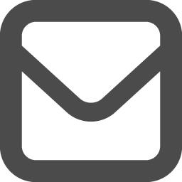 メールの無料アイコンその12 アイコン素材ダウンロードサイト Icooon Mono 商用利用可能なアイコン素材が無料 フリー ダウンロードできるサイト