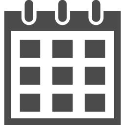 カレンダーのフリーアイコン9 アイコン素材ダウンロードサイト Icooon Mono 商用利用可能なアイコン素材が無料 フリー ダウンロードできるサイト