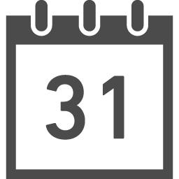 カレンダーのフリーアイコン15 アイコン素材ダウンロードサイト Icooon Mono 商用利用可能なアイコン 素材が無料 フリー ダウンロードできるサイト