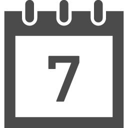 カレンダーアイコン28 アイコン素材ダウンロードサイト Icooon Mono 商用利用可能なアイコン素材が無料 フリー ダウンロードできるサイト