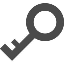 鍵のアイコン8 アイコン素材ダウンロードサイト Icooon Mono 商用利用可能なアイコン素材が無料 フリー ダウンロードできるサイト