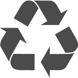 リサイクル矢印2 アイコン素材ダウンロードサイト Icooon Mono 商用利用可能なアイコン素材が無料 フリー ダウンロードできるサイト