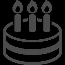 ホールケーキのフリーアイコン 1 アイコン素材ダウンロードサイト Icooon Mono 商用利用可能なアイコン素材が無料 フリー ダウンロードできるサイト