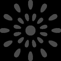 花火の無料アイコン アイコン素材ダウンロードサイト Icooon Mono 商用利用可能なアイコン素材が無料 フリー ダウンロードできるサイト