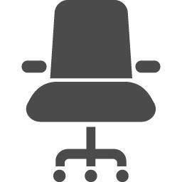 イスのアイコン3 アイコン素材ダウンロードサイト Icooon Mono 商用利用可能なアイコン素材が無料 フリー ダウンロードできるサイト