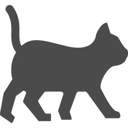 猫の無料アイコン5 アイコン素材ダウンロードサイト Icooon Mono 商用利用可能なアイコン素材が無料 フリー ダウンロードできるサイト
