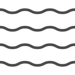 波のアイコン1 アイコン素材ダウンロードサイト Icooon Mono 商用利用可能なアイコン素材が無料 フリー ダウンロードできるサイト