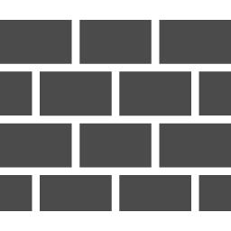 壁のアイコン1 アイコン素材ダウンロードサイト Icooon Mono 商用利用可能なアイコン素材が無料 フリー ダウンロードできるサイト