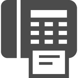 Faxの無料アイコン1 アイコン素材ダウンロードサイト Icooon Mono 商用利用可能なアイコン 素材が無料 フリー ダウンロードできるサイト