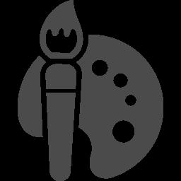 パレットの無料アイコン4 アイコン素材ダウンロードサイト Icooon Mono 商用利用可能なアイコン 素材が無料 フリー ダウンロードできるサイト