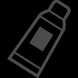 絵の具アイコン3 アイコン素材ダウンロードサイト Icooon Mono 商用利用可能なアイコン素材が無料 フリー ダウンロードできるサイト