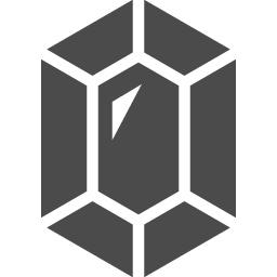 宝石のアイコン1 アイコン素材ダウンロードサイト Icooon Mono 商用利用可能なアイコン素材が無料 フリー ダウンロードできるサイト